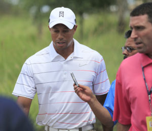 Tiger Woods' Recent Troubles Having Rippling Effects